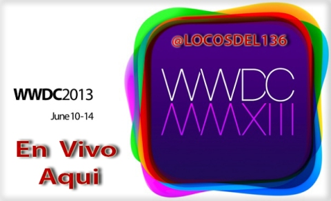 WWDC-June-2013 @LOCOSDEL136