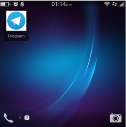 Telegram-BlackBerry-10