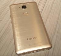 El Honor 5X tiene una pantalla Full HD de 5.5 pulgadas y un increíble precio de solo US$199.